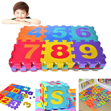 Crawling-Mat Foam-Carpet Learning-Tool Puzzle Letter Early-Childhood Language Digital