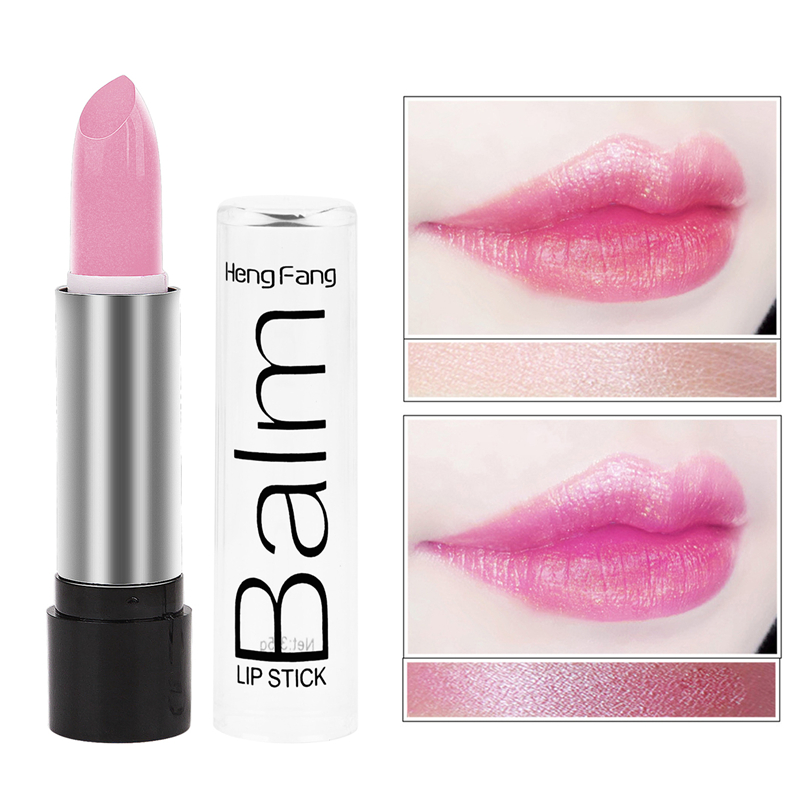 13 Colors Moisturizer Lipstick Waterproof Long Lasting Smooth Moisturizing Glitter Lipsticks Sexy Red Nude Lip Stick Makeup