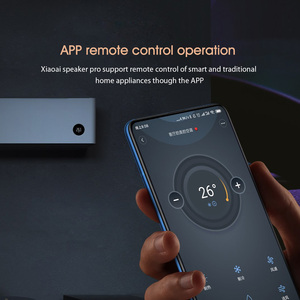 Image 5 - Original Xiaomi Xiaoai Bluetooth Speaker Pro AI Bluetooth 4.2 Mesh Gateway Surround Sound Smart Remote Control With Mijia APP