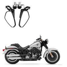"""Universal7/8 """"22 мм cnc мотоцикл алюминий заднего вида"""