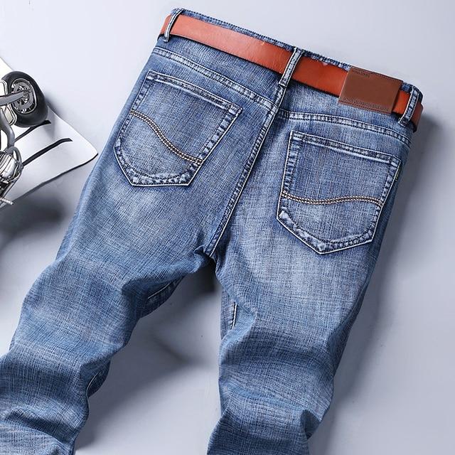 Men Classic Jeans Denim  6