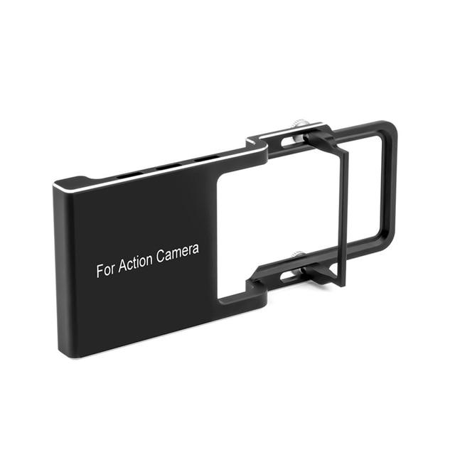 Adaptador estable portátil caliente 3c para DJI Osmo acción fácil de instalar Gimbal de mano accesorios para Cámaras Deportivas