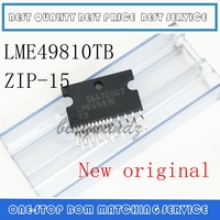 1 pçs/lote LME49810TB LME49810 LME49810TB/NOPBZIP 15|null| |  -