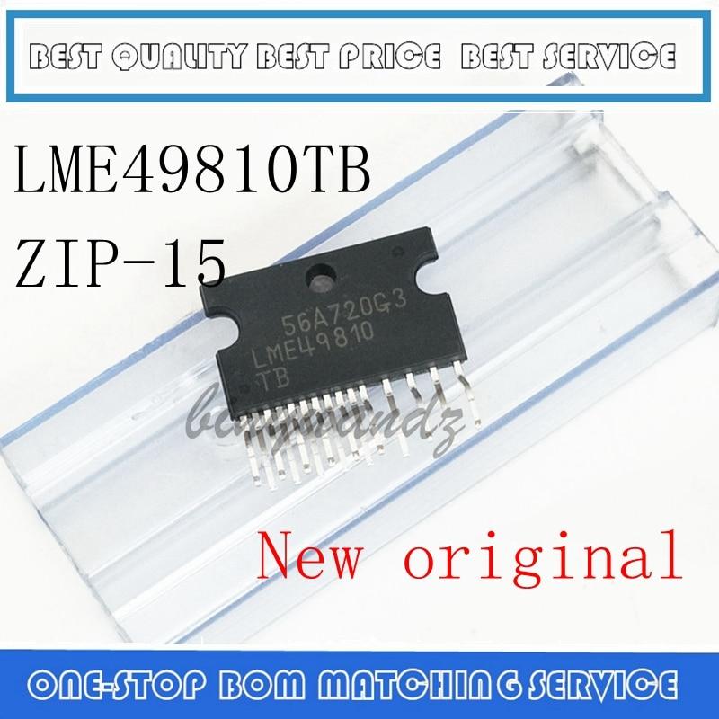 1PCS/LOT LME49810TB LME49810 LME49810TB/NOPBZIP-15