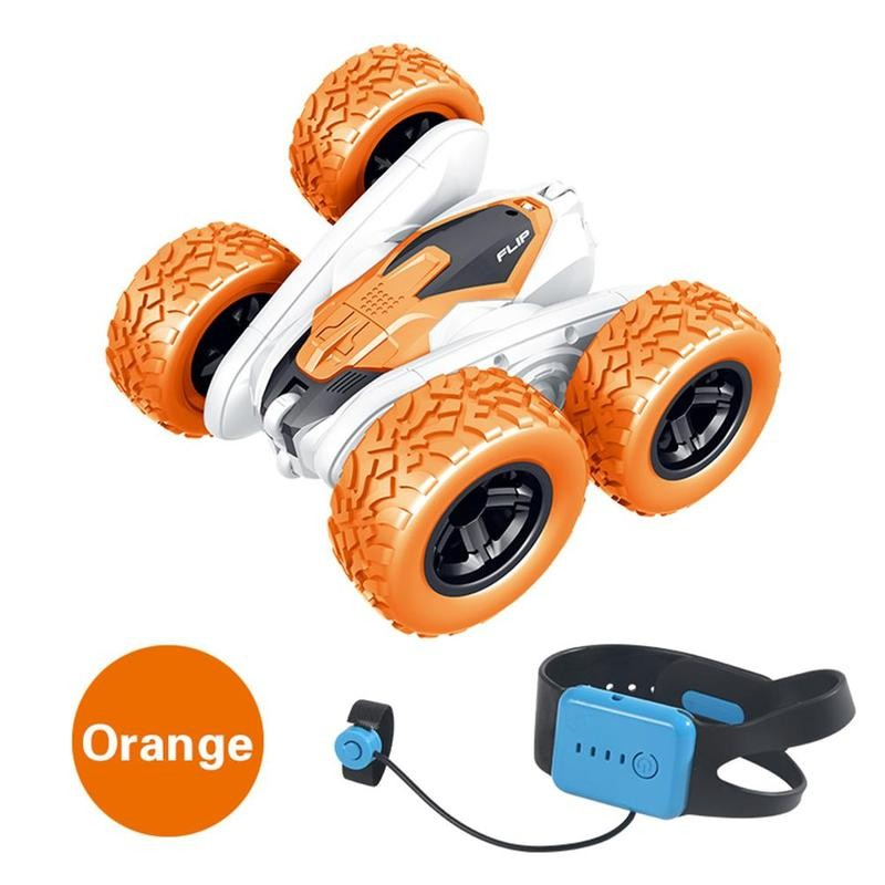 Игрушечный автомобиль с жестовым управлением 2,4G 3ch Drift Stunt, Rc Car,Romote Control Car, 360 градусов rollligent Robot Toy