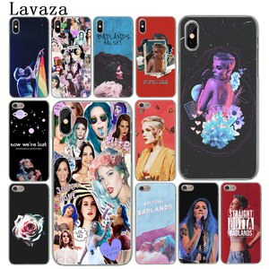 Lavaza Badlands halsey We don't talk anymore Hard Phone Cover Case for iPhone XR X 11 Pro XS Max 8 7 6 6S 5 5S SE 4S 4 10(China)