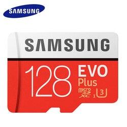 بطاقة الذاكرة سامسونج مايكرو SD 256GB 16GB 32GB 64GB 128GB 512GB ميكارد مايكرو sd كارت فئة 10 بطاقات UHS TF عبر فلاش ميكروسد