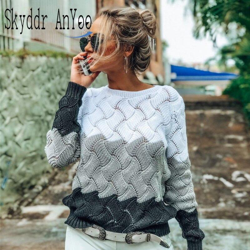 Womens winter fall sweater