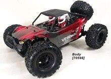 HSP 94705 1:10 2.4G 4WD remote control car toy radio boy