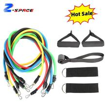 100 Pounds Resistance Band Ring Set CrossFit Fitness Leg Exercise Band Stretch Elastic Band Hot In Sale cheap Unisex Comprehensive Fitness Exercise Pedal Exerciser 11-piece