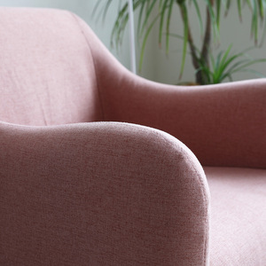 Image 5 - خشب عصري كرسي وردي فندق أريكة الكراسي مقهى الشمال كرسي من القماش غرفة نوم دراسة الأثاث كرسي كرسي كراسي للمطاعم