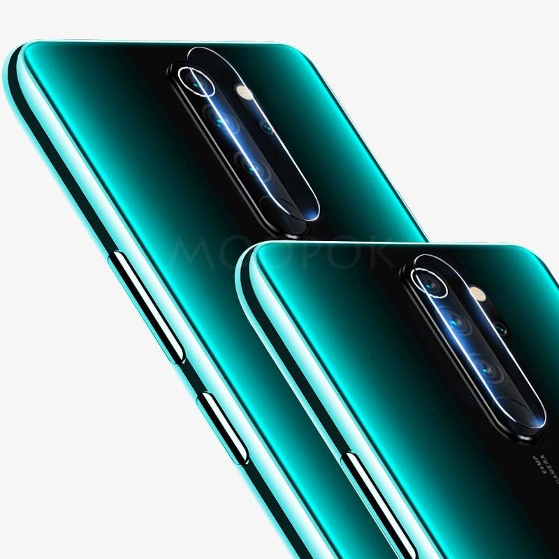 4 1Pcs 9D Camera Protector Glass For Xiaomi Redmi Note 8 8T 7 Pro Lens Screen