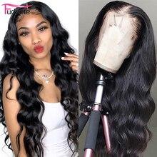 Fuduete 13x6 onda do corpo peruca dianteira do laço hd transparente 360 perucas frontal do laço para o cabelo humano feminino indiano 5x 5/4x4 peruca de fechamento remy