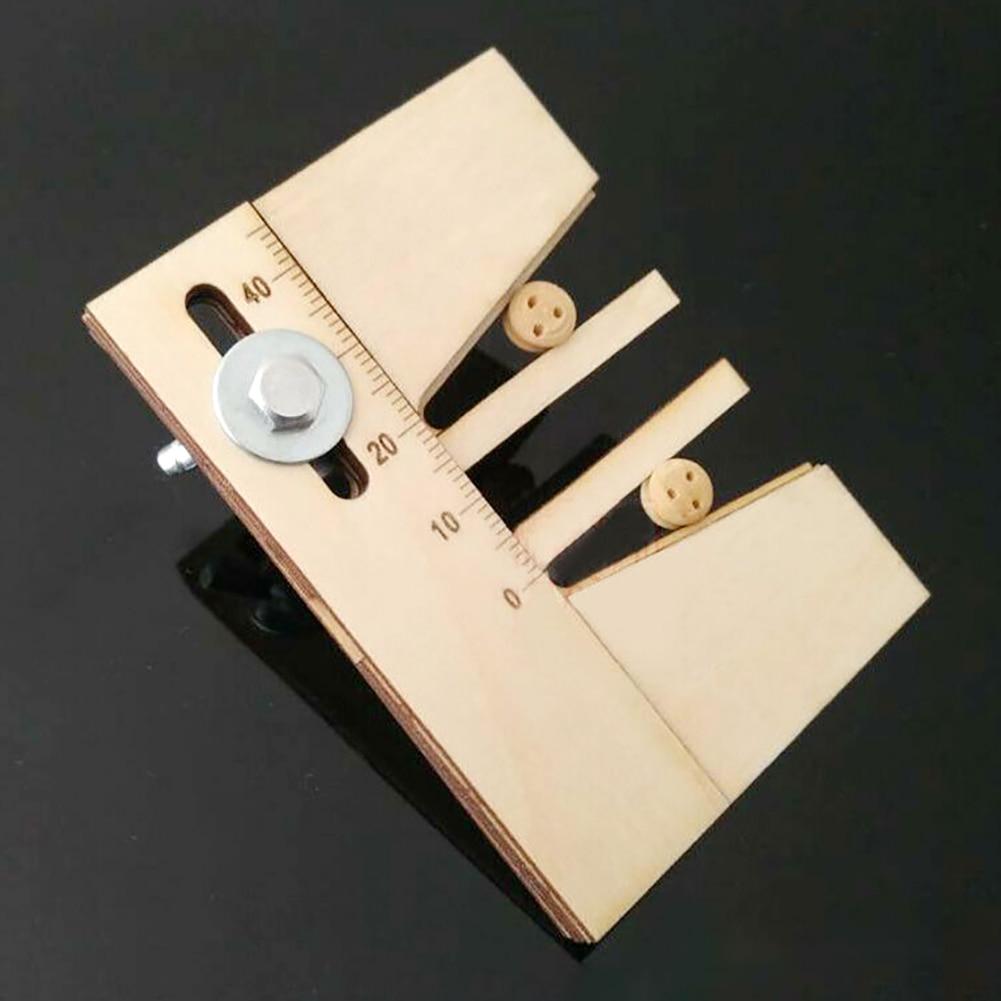 Wood Corsair Ship Model Kit Home DIY Wooden Dead Eyes Mooring Tools Fix Tool For Small Mini Wood Ship Model Kit Dropshipping