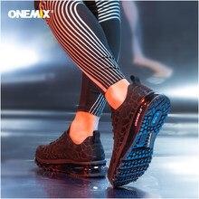 ONEMIX-zapatillas De deporte transpirables para Hombre, calzado para deportes al aire libre, Air 95, Zapatos planos De entrenamiento para correr, Max 270