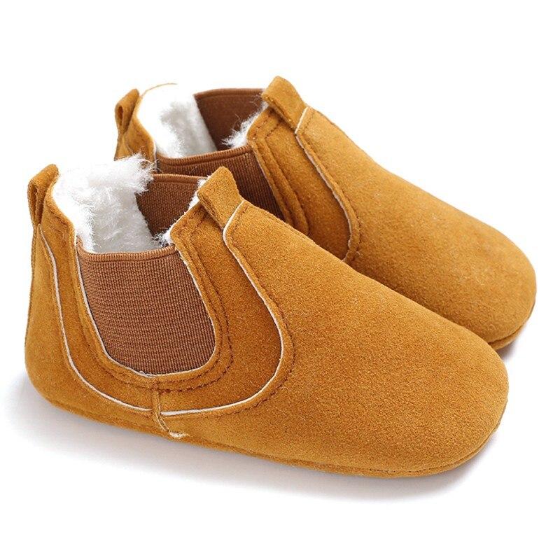 2019 bébé chaussures en cuir PU enfant en bas âge mocassins imprimé léopard bébé chaussure antidérapant premiers marcheurs chaussures pour nouveau-né garçons filles 1