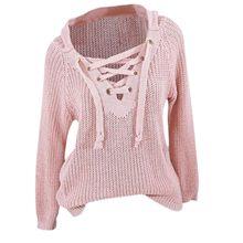 2021 otoño y el invierno de la moda Estilo de talla grande de Damas blusa Suéter Sexy jerséis de punto mujeres Suéter de mujer # YL10