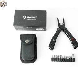 Ganzo składany EDC scyzoryk ręczny G302B wolframu wymienne ostrze wielofunkcyjna kombinerki wielu szczypce