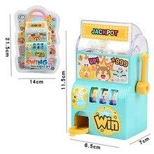 Настольная игра игрушка конфеты ловля игра машина мини родитель-ребенок Интерактивная головоломка, лотерейная машина, прокатная машина, напитки
