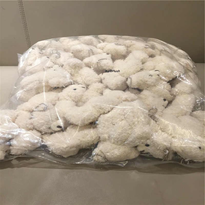 1 조각 무작위 색깔, 결혼 선물 견면 벨벳 장난감, 곰, 대략 3-11CM. 봉제 인형 동물 곰 장난감
