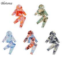 Комплект детской осенней одежды blotona из 2 предметов Топ с