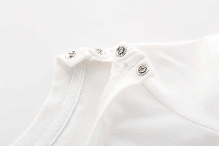 Neugeborene Kleidung Baby Jungen Baumwolle Anzug Weiß Romper + Lächeln Hut + Kurze Overalls 3 stück Sets Mode Infant Kinder kleidung