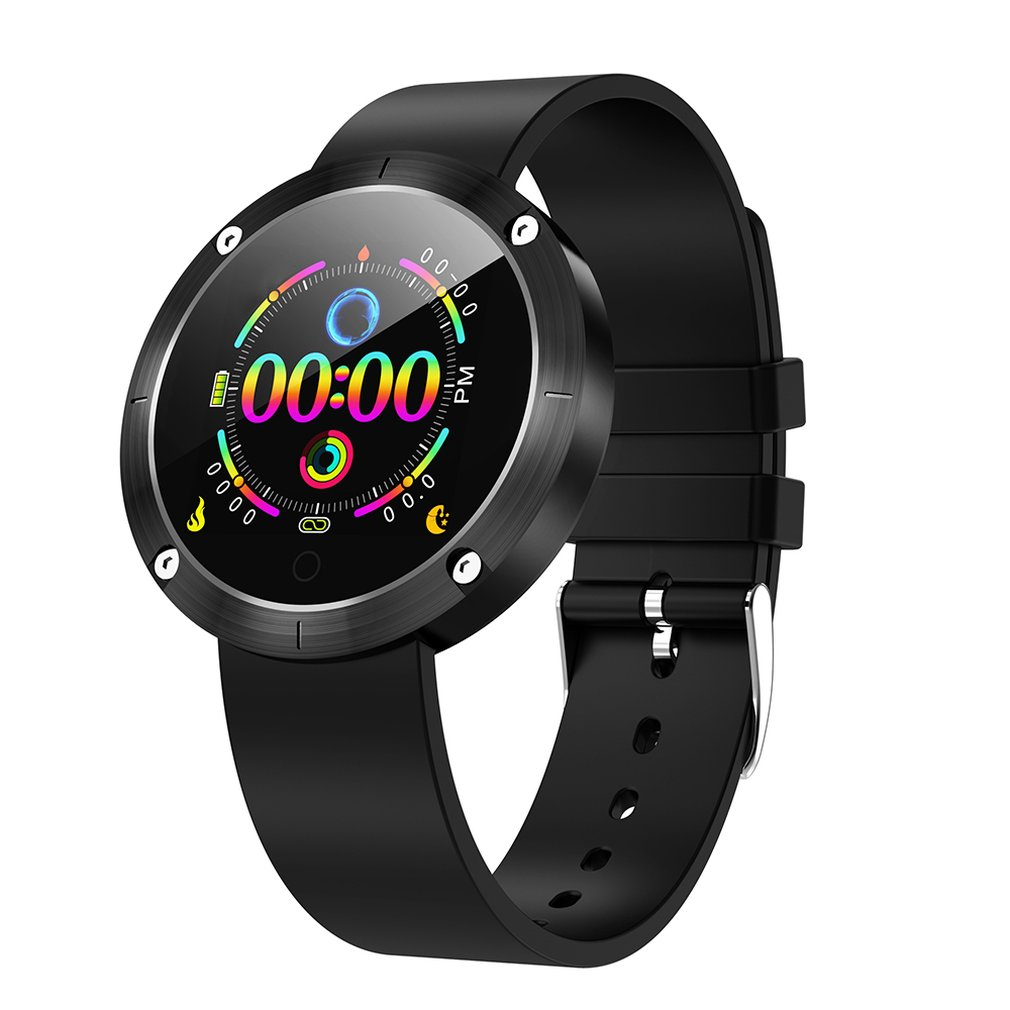 <font><b>W5</b></font> Waterproof IP67 1.2 inch <font><b>Smart</b></font> <font><b>Watch</b></font> Heart Rate Monitoring Pedometer Remote Camera Blood Pressure Blood Sports <font><b>Watch</b></font> image