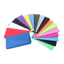 100x150cm 190T Polyester tissu imperméable avec revêtement en polyuréthane pour cerf-volant parapluie tente bricolage à la main en plein air