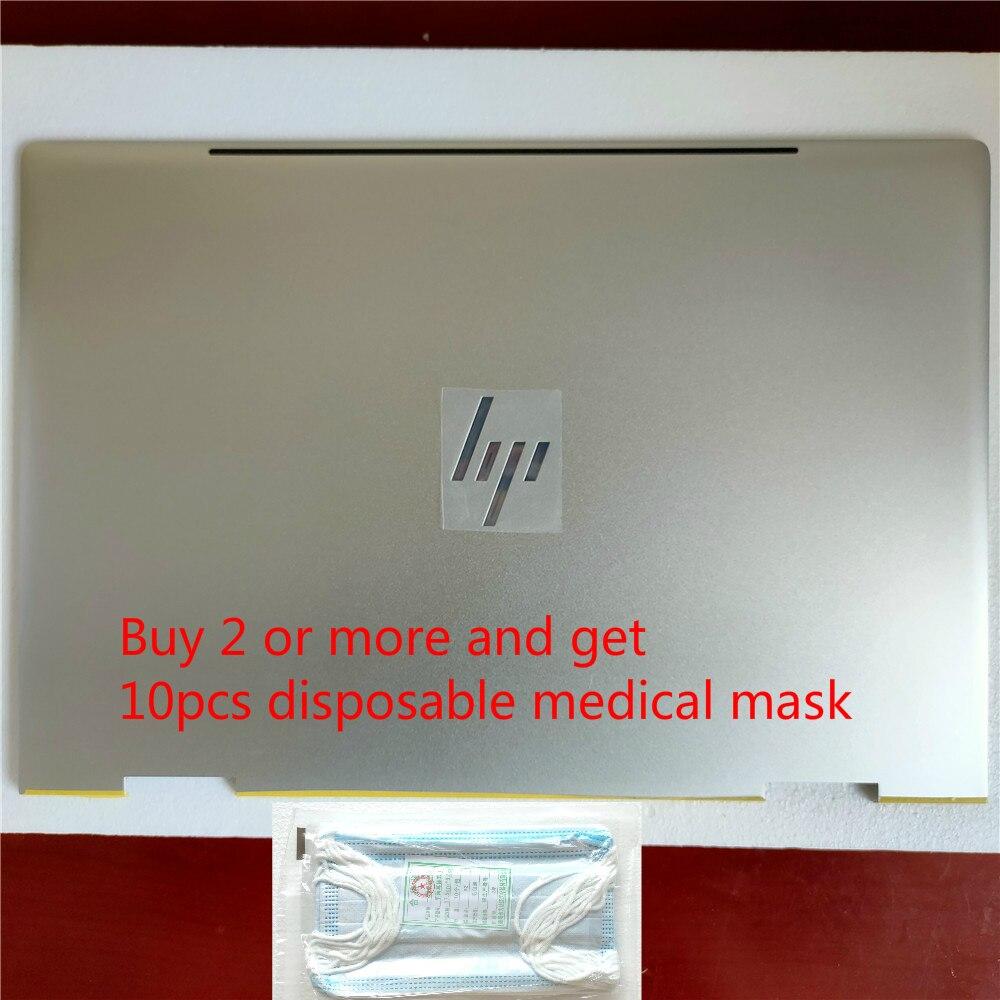 For HP ENVY X360 15-BP 15M-BP 15M-BQ 15M-BP 15-bp106na LCD Back Cover Silver Rear Lid 924344-001 4600BX0G000