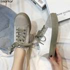 SWYIVY Canvas Shoes ...