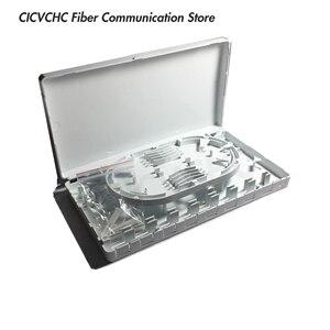 Image 4 - 5 pièces 8 ports pour adaptateur SC/LC/ST boîtier à fibers pour FTTH