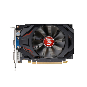Veineda carte graphique R7 350 2GB GDDR5Desktop GPU 128Bit jeu indépendant carte vidéo R7-350 pour ATI Radeon gaming