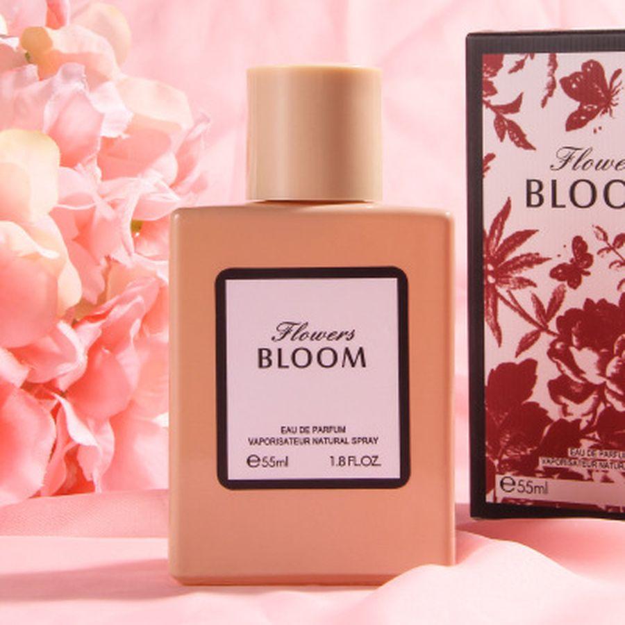 55ml Parfum Women Perfume Fragrances Men Perfume Long Lasting Deodorant Antiperspirant Body Spray Glass Bottle Fresh Perfume