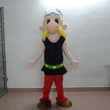 Customized professional mascot character costumes Halloween Christmas birthday props animal