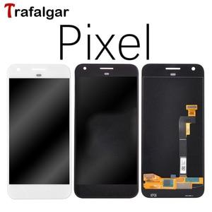 Image 2 - Pour HTC Nexus M1 Google Pixel XL écran LCD écran tactile numériseur assemblée Nexus S1 Google Pixel LCD remplacement de lécran