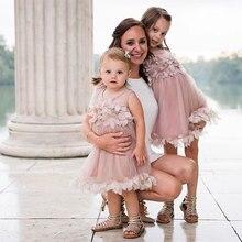 Girls Dresses Summer 2019 Cotton Frocks Girl Child Sleeveless Kids Dress Lace  Clothing