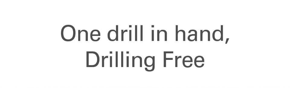 Drilling Free