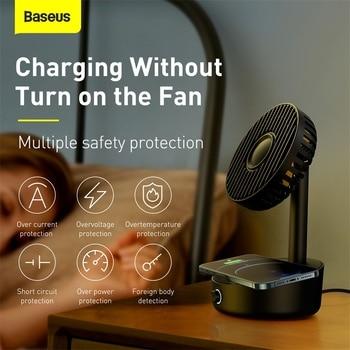 Беспроводное зарядное устройство Baseus 3