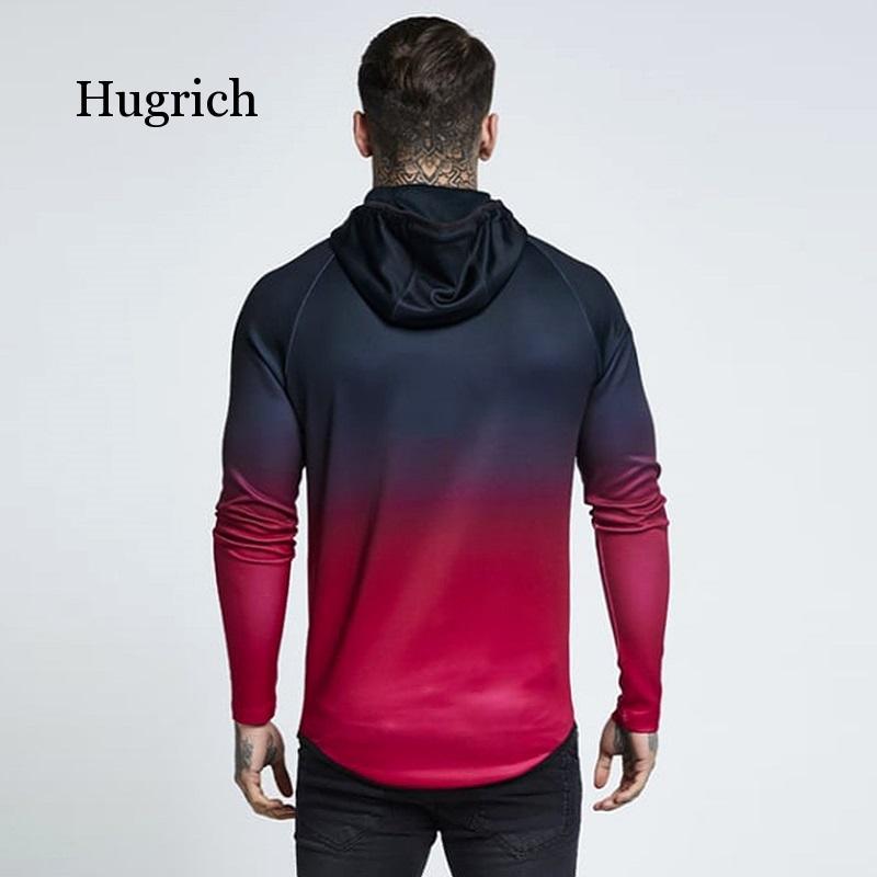 Купить hoodies zipper casual tracksuit pocket hooded sweatshirt men