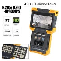 DT T70 HD 1080P IP CCTV Camera Tester Security Combine Test Monitor 4 TDR ONVIF