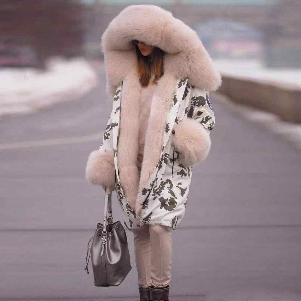 ยี่ห้อใหม่สไตล์ขนสัตว์ฤดูหนาวเสื้อผู้หญิงเสื้อผ้าหนาหลวมเสื้อลำลอง Hooded เสื้อแขนยาวเสื้อหญิง