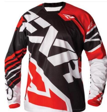 2020 Moto Jerseys XC GP cycling jersey para FXR cross Jersey BMX DH MTB ropa FXR FXR DH MTB Downhill