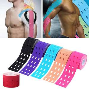 Therapeutic-Tape Bandage Physio Kinesiology Sports-Care Elastic One-Roll 5m--5cm Muscles