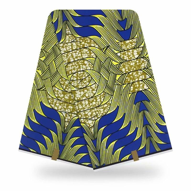 Dutch Wax African Wax Tissus On Sale Tissus Ankara Fabric 2019 Latest African Fabric Print For Dresses 6yard/lot