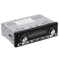 12V Car MP3 Multimedia Player Radio Bluetooth Car Kit FM Aux Input Receiver with Remote Control Car MP3 Player