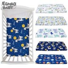 Простыня для детской кроватки из 100% микрофибры простыня малышей