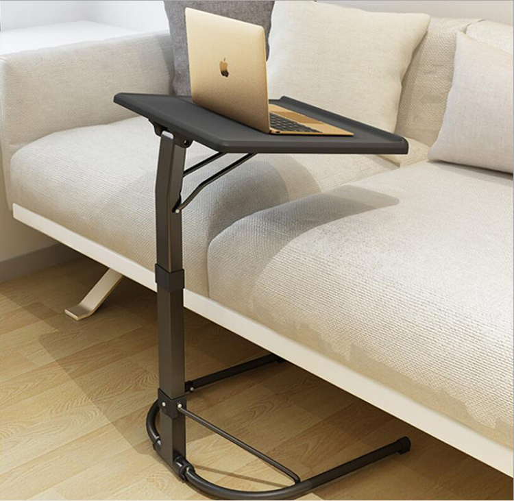 51*43cm Foldable Computer Table Adjustable Portable Laptop Desk Notebook Table For Bed Sofa Reading
