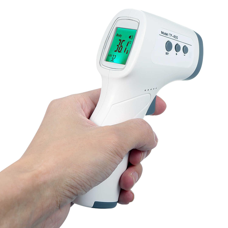 Termometro Infrarrojo Sin Contacto Medidor De Temperatura Infrarrojo Ir Pistola De Temperatura Digital Termometro De Pantalla Lcd Con Alarma De Fiebre Aliexpress El termómetro es un instrumento de medición de temperatura. aliexpress