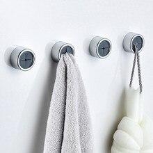 Pano de lavagem chá toalha clipes push in titular aperto gancho auto adesivo cozinha pano clipe banheiro cozinha toalheiro titular pendurar