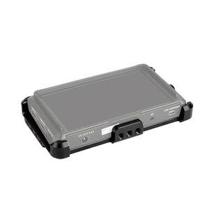Image 4 - Kayulin alüminyum monitör kafes braketi monitör durumda mükemmel monitör dağı için Fit FeelWorld F5 On kamera monitörü